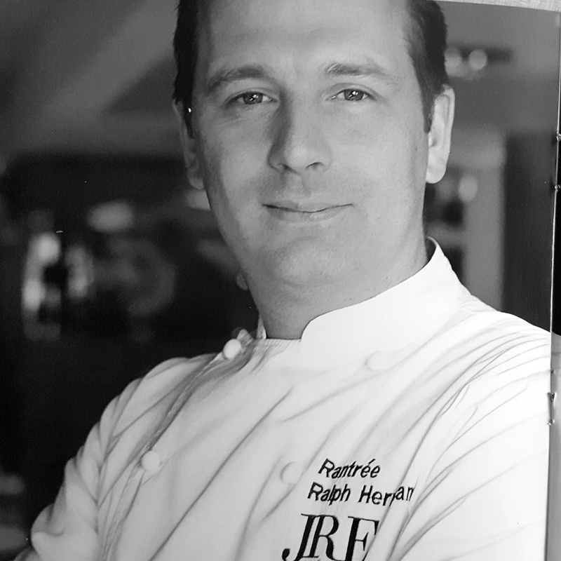 Ralph Hermans - Chef-kok Restaurant Rantree